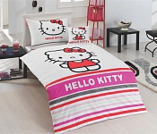Obliečka Hello Kitty Stripe